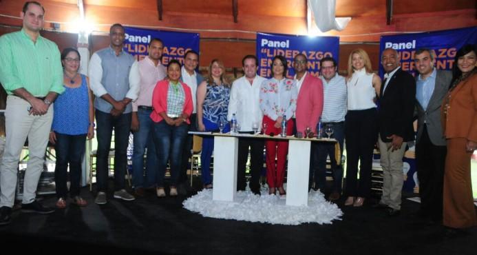 Dirigentes del PRM impulsan estimular liderazgo emergente y renovación política