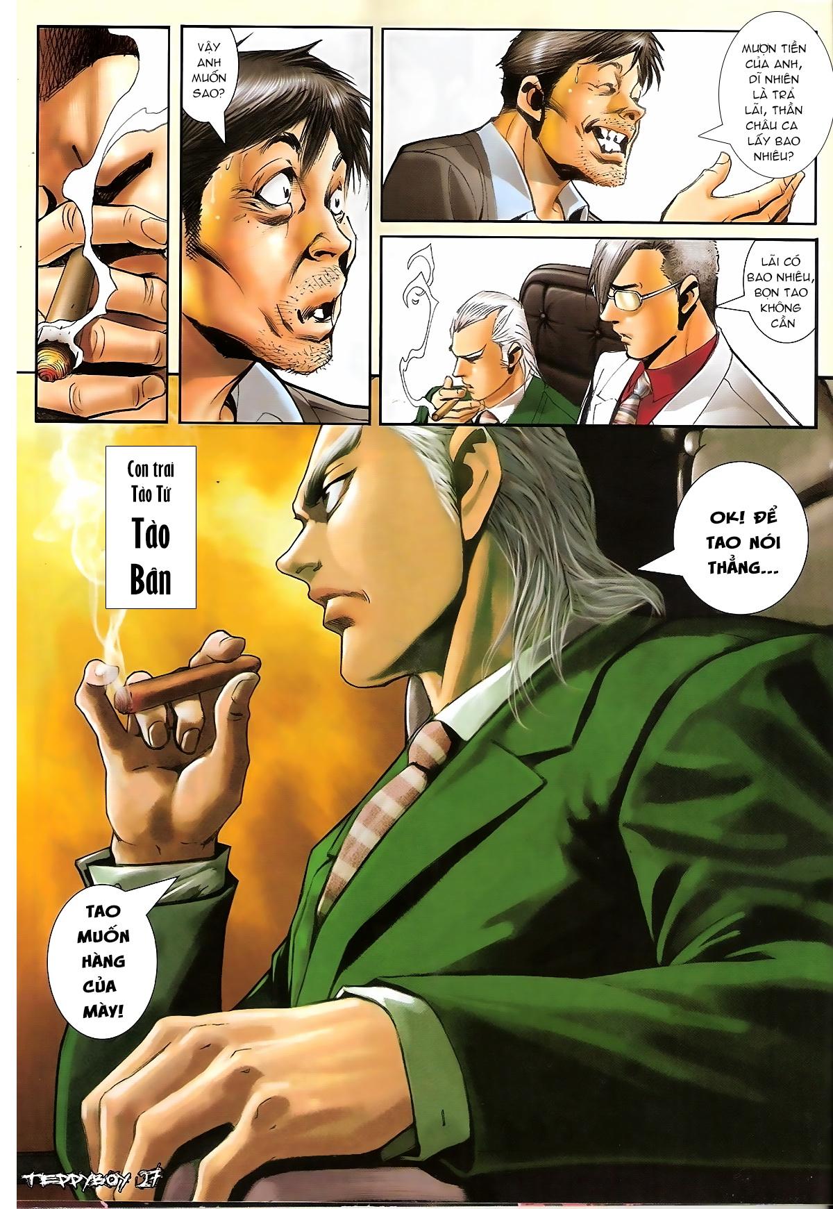 NGƯỜI TRONG GIANG HỒ trang 23