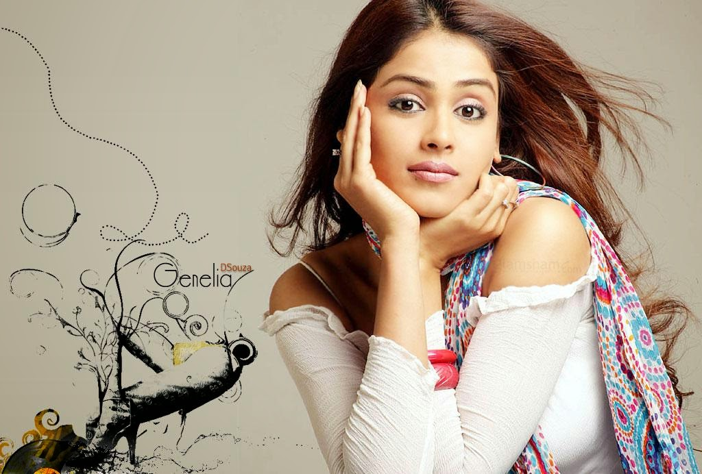 Genelia D Souza Wallpapers 30 Hd Pics: TAMIL STARS HD WALLPAPERS DOWNLOAD: Genelia D Souza Hd
