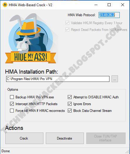 2.8.19.0 TÉLÉCHARGER VPN HMA PRO