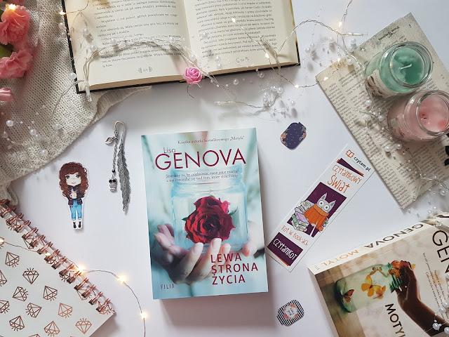 """Lewa strona życia"" Lisa Genova"