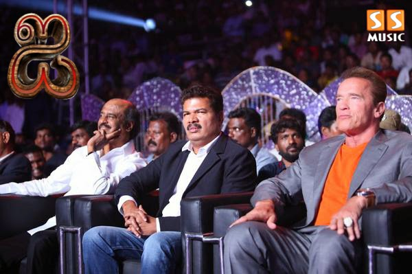 Superstar Calls Vikram Best Actor  Arnold Reveals the reason why he came !