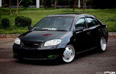 Toyota Vios GettinLow