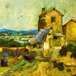 'El molí vell (Vincent Van Gogh)'