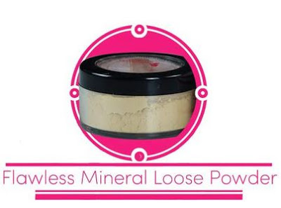 NURRAYSA MINERAL LOOSE POWDER