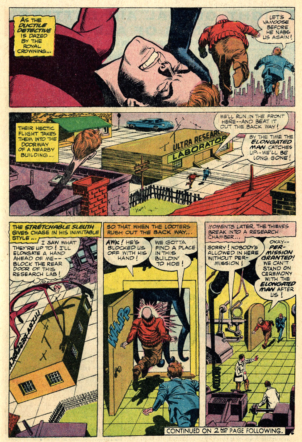 Detective Comics (1937) 363 Page 28