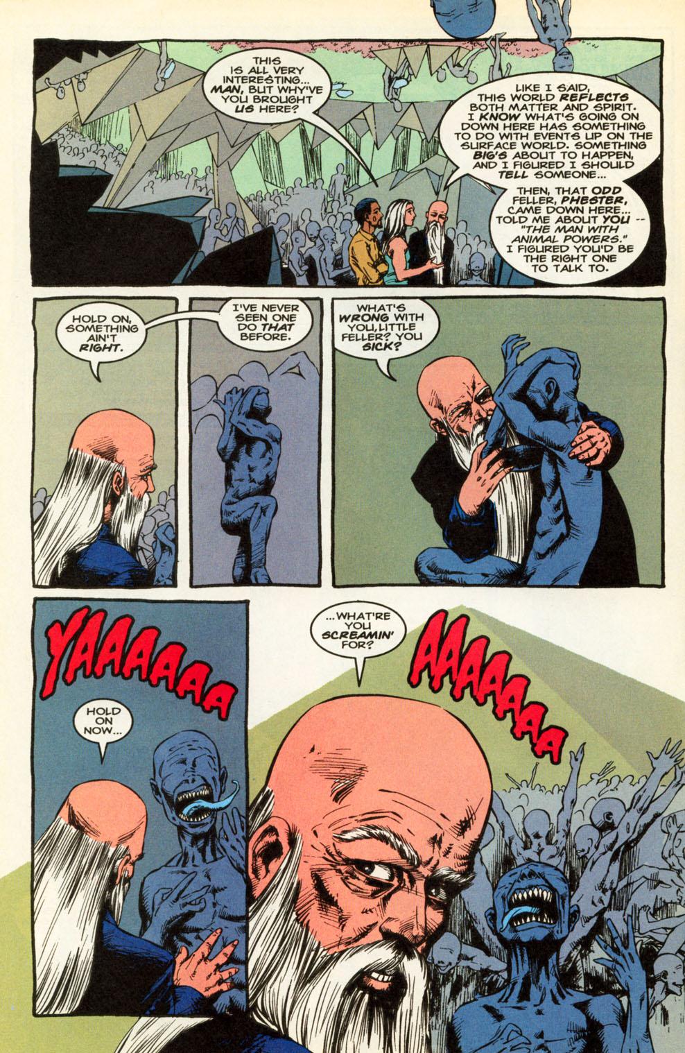 Read online Animal Man (1988) comic -  Issue #86 - 8
