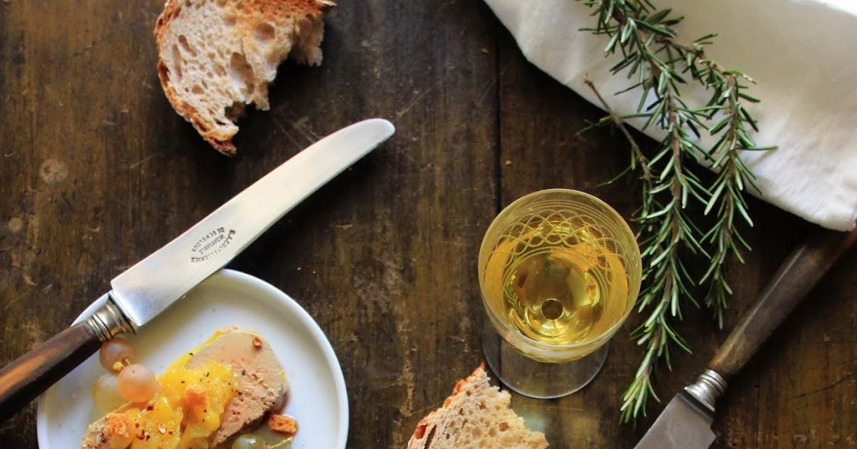 Dans la cuisine de sophie foie gras chutney de mangue - Maison lafitte foie gras ...