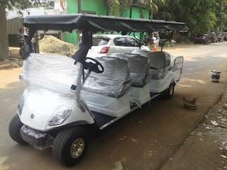 DAFTAR HARGA MOBIL LAPANGAN GOLF BARU-SECOND YAMAHA DI INDONESIA