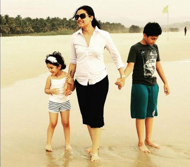 Gautham Krishna Family Photos