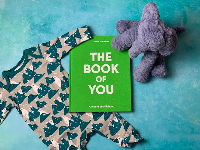 The Book of You is a record for childhood memories