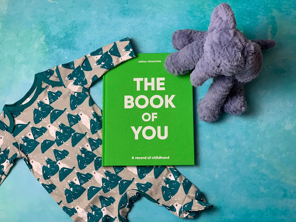 Recording Childhood Memories with The Book Of You