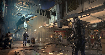 Download Dues Ex Mankind Divided Highly Compressed Game For PC