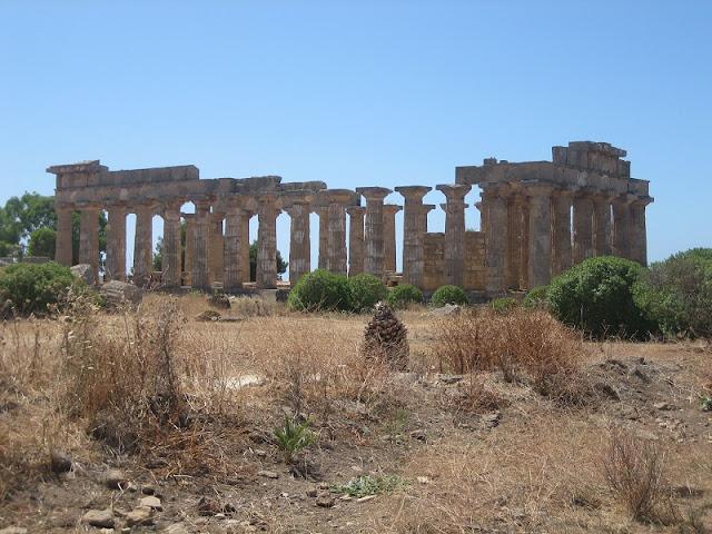 Selinunte - Templo E