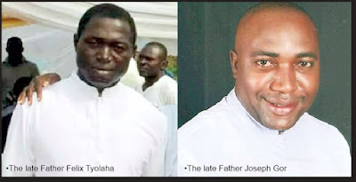 OUR FEARS, RESOLVE — Catholic priests whose colleagues were murdered in Benue