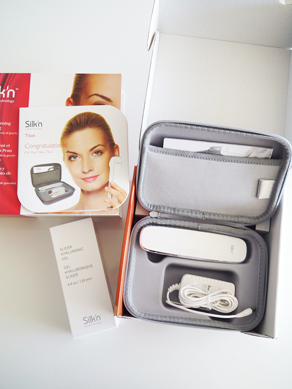 Silk'n Titan Anti-Aging Facial Skin Tightening & Lifting Device