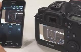 Cara Memanfaatkan EOSRemote Pada Kamera DSLR