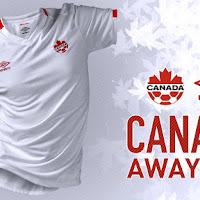 16f3b76c04 Umbro Canada 2017 Away Kit Released