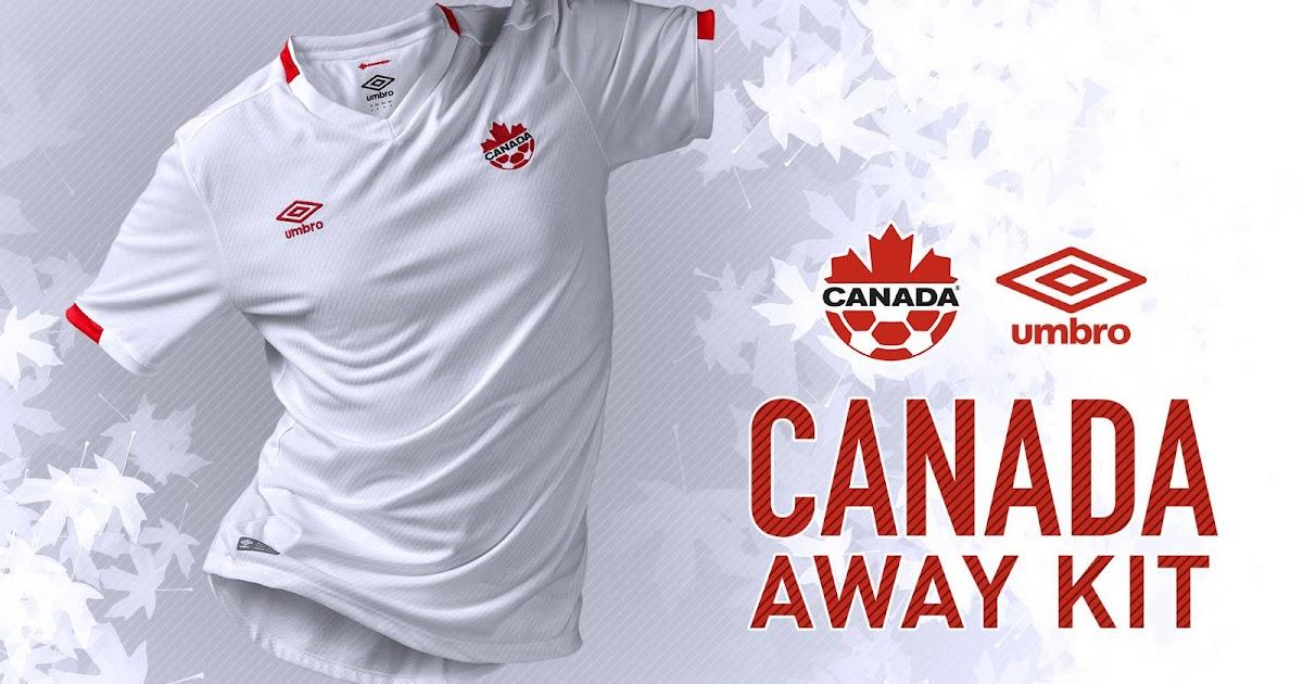 Umbro Canada 2017 Away Kit Released Footy Headlines