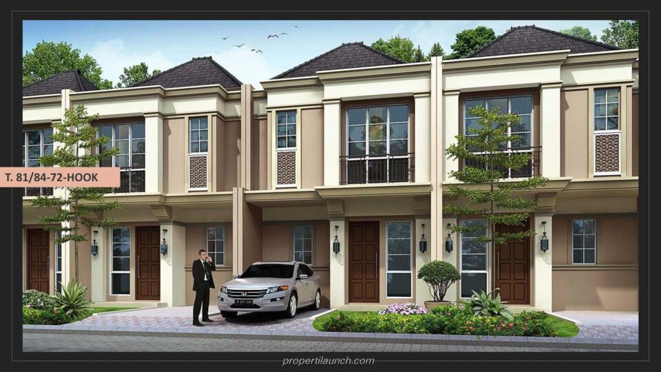 Rumah Savia Park @ Nusa Loka BSD Tipe 81/84