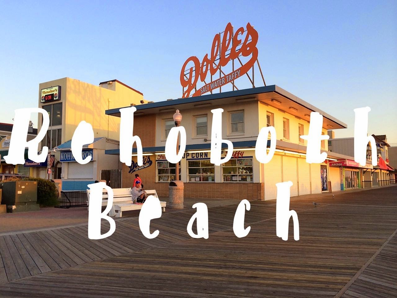 Rehoboth Beach City Guide
