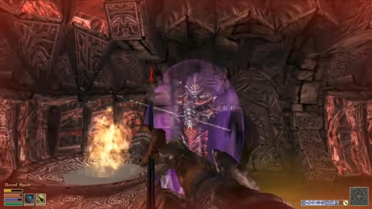 Requiesta's Game Reviews: The Elder Scrolls III: Morrowind