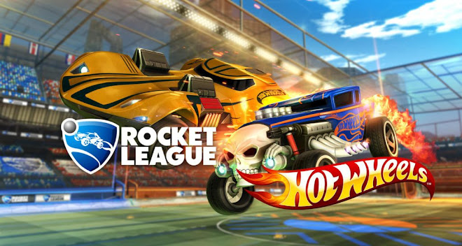 Rocket League Hot Wheels Edition PC Game Download