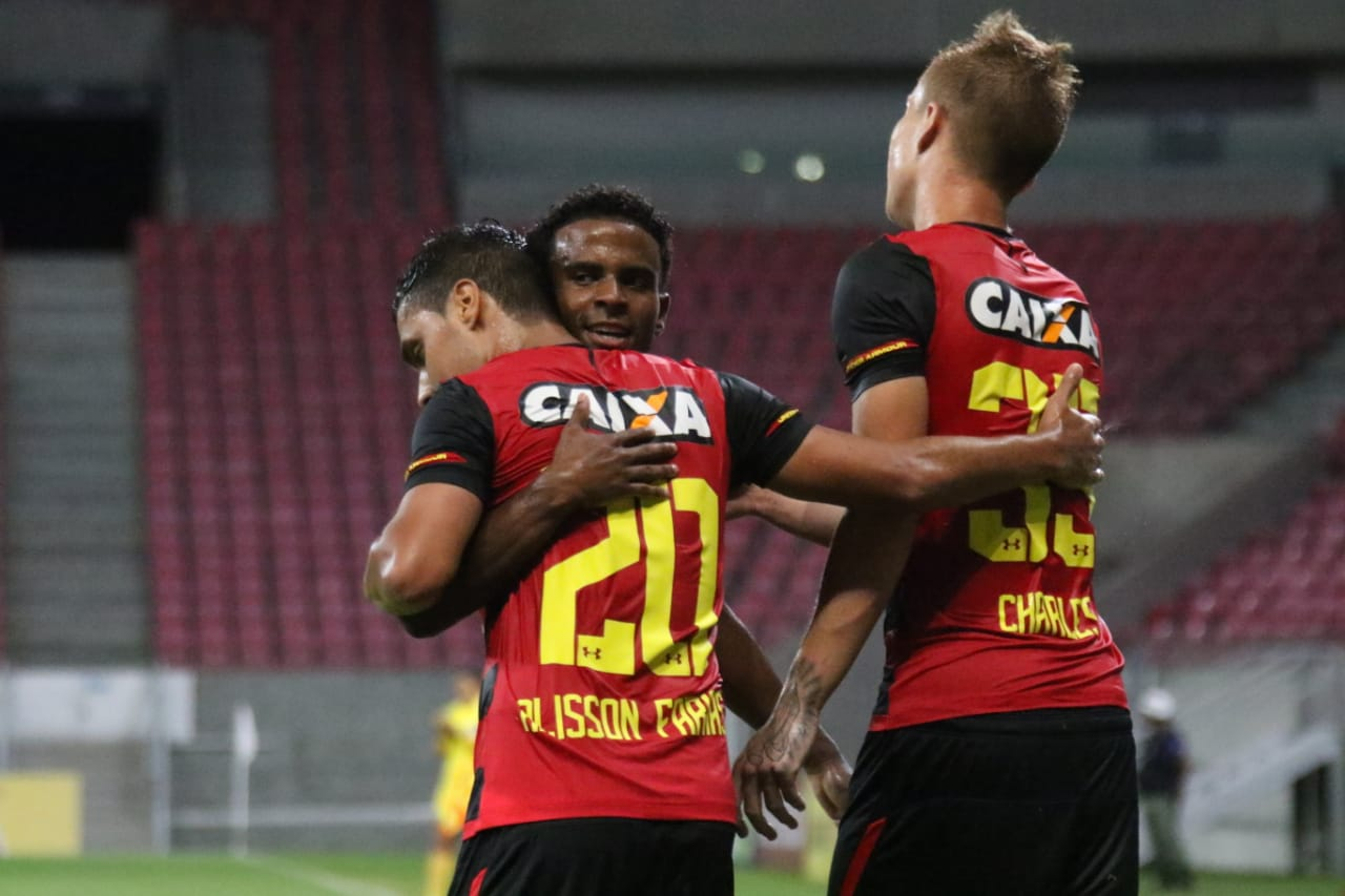 Sport se recupera de derrota e bate o Vitória no Pernambucano 8b3794754d6ea