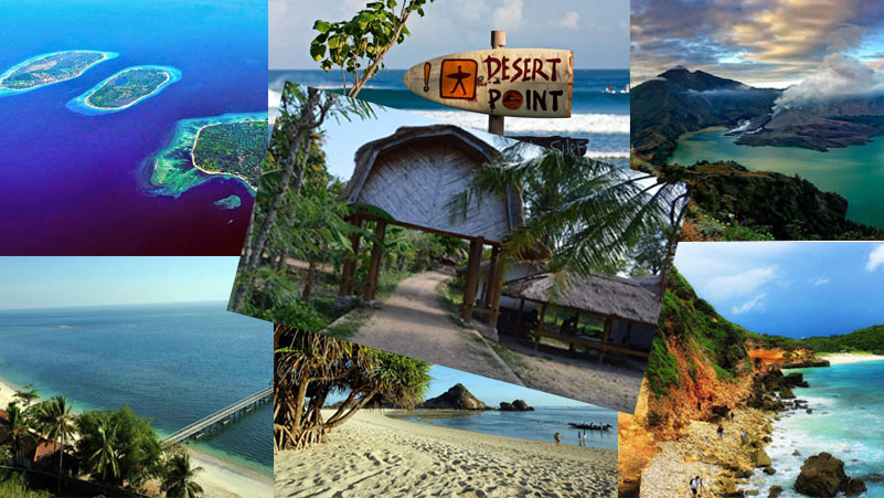7 Objek Wisata Di Lombok Nusa Tenggara Terbaik Dan Terpopuler