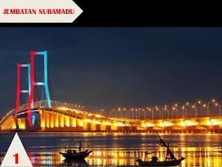 Asal Usul Jembatan Suramadu