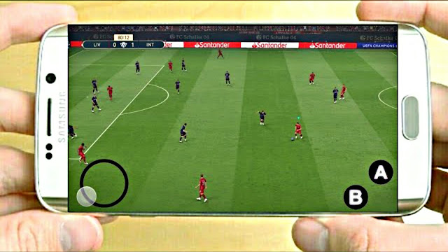 New PES LITE 100 MB Kits 2019 Best Graphics Android Offline