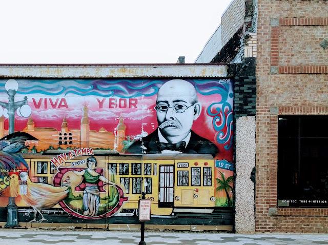 Ybor City street art