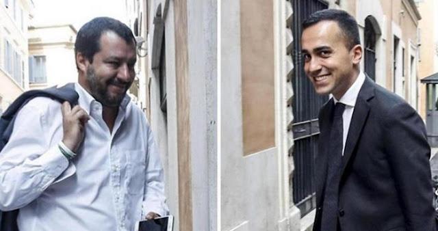 Ευρωπαϊκή ένωση κατά  ιταλικής κυβέρνησης που αρνείται  να φτωχοποίησει  την Ιταλία όπως έγινε με την Ελλάδα
