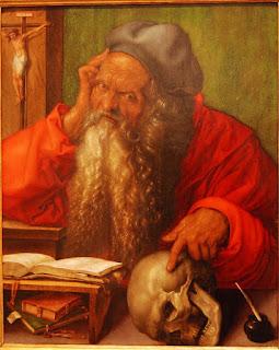 Dürer – Saint Jérôme