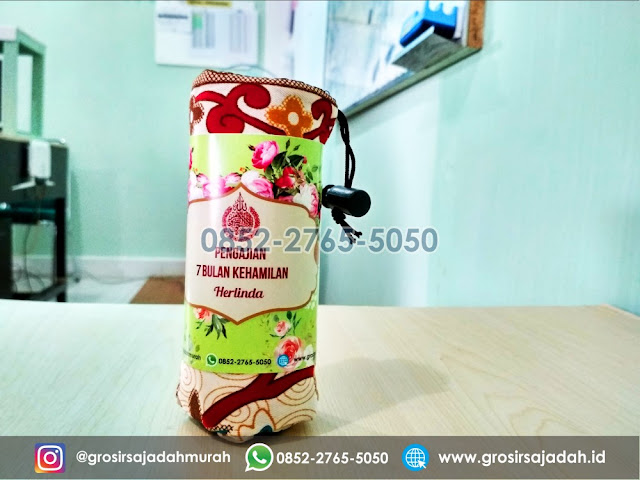 Souvenir syukuran, sajadah batik , 0852-2765-5050
