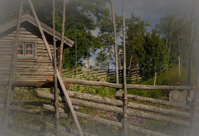 Bastberget, Fäbodar, Dalarna