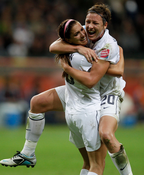 alex morgan and abby wambach relationship