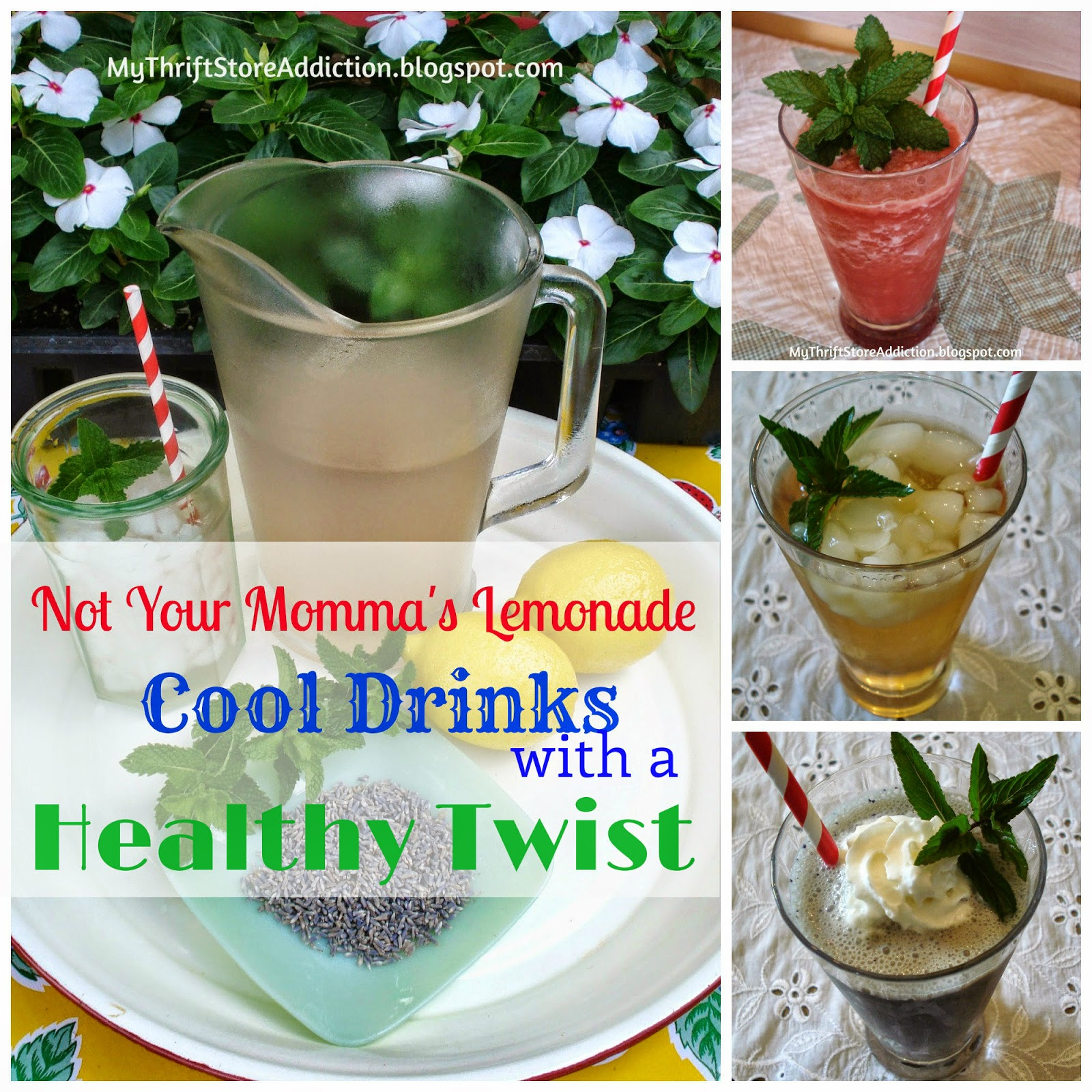 Healthy drink recipes