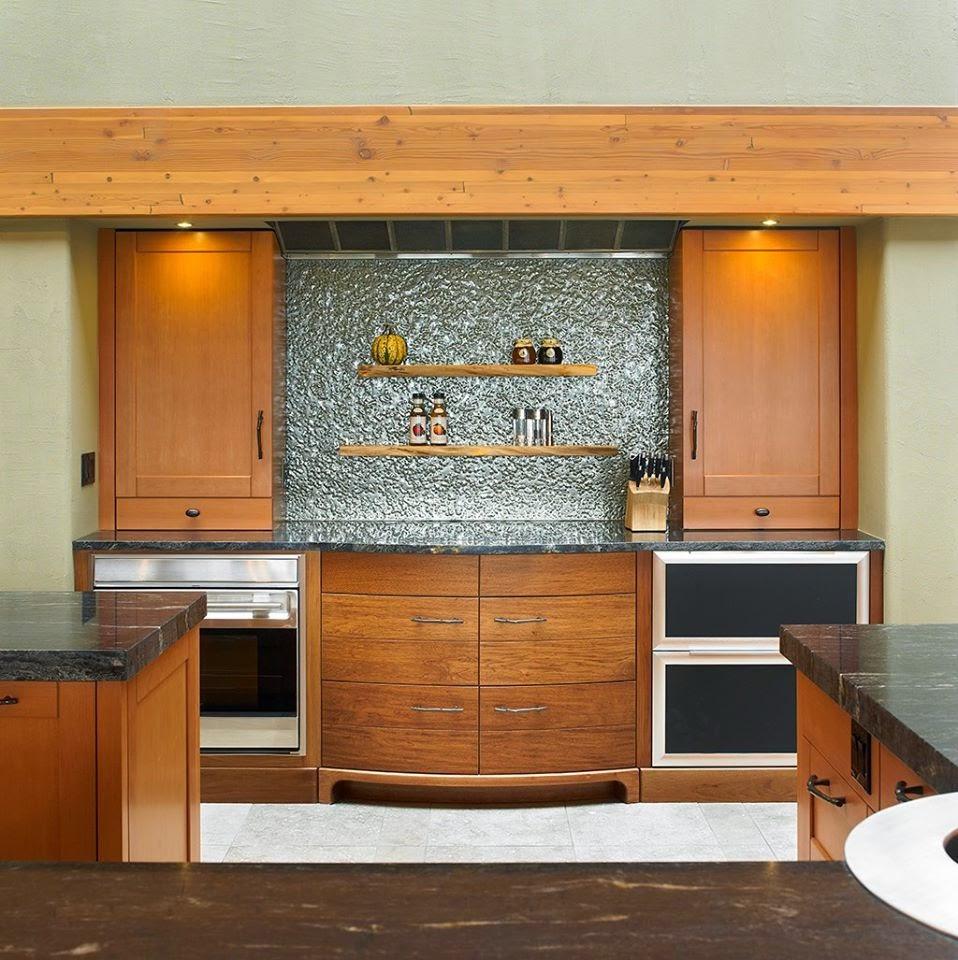 Una cocina campestre que hace olvidar la rutina diaria - Cocinas rusticas de obra fotos ...