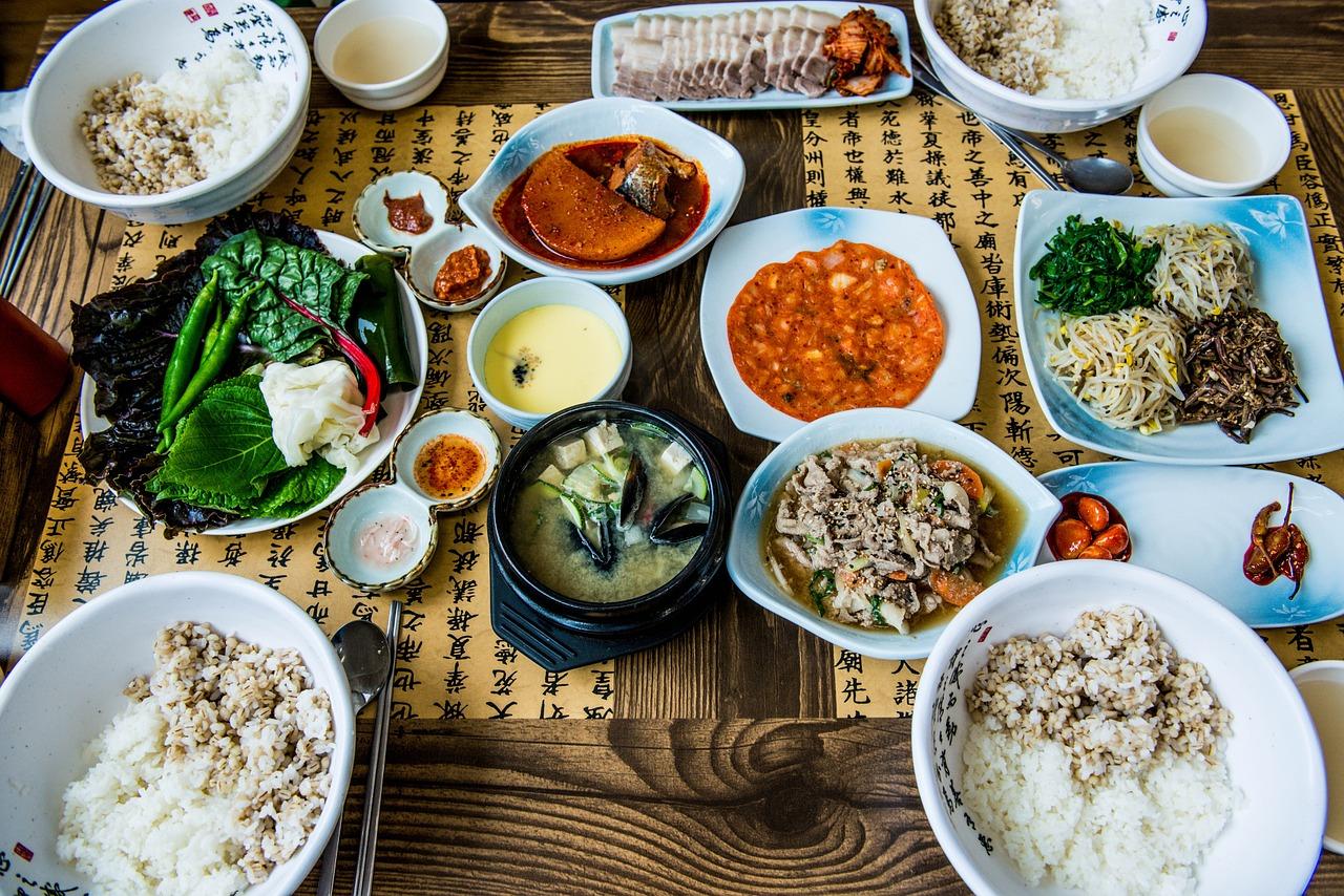 Daftar Masakan Halal di Korea