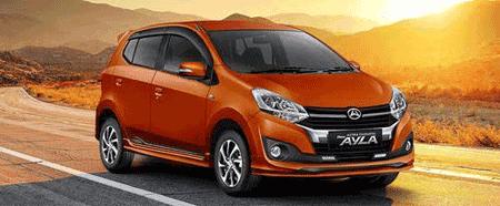 Harga Promo Mobil Daihatsu Ayla - Kredit Dp Murah 11 Juta April 2018