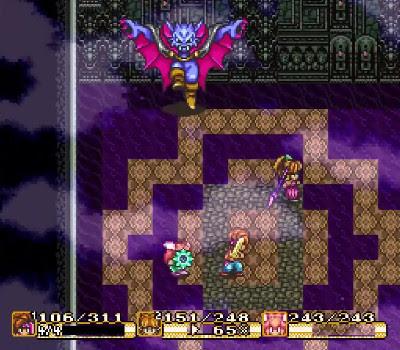 Secret of Mana - Vampire