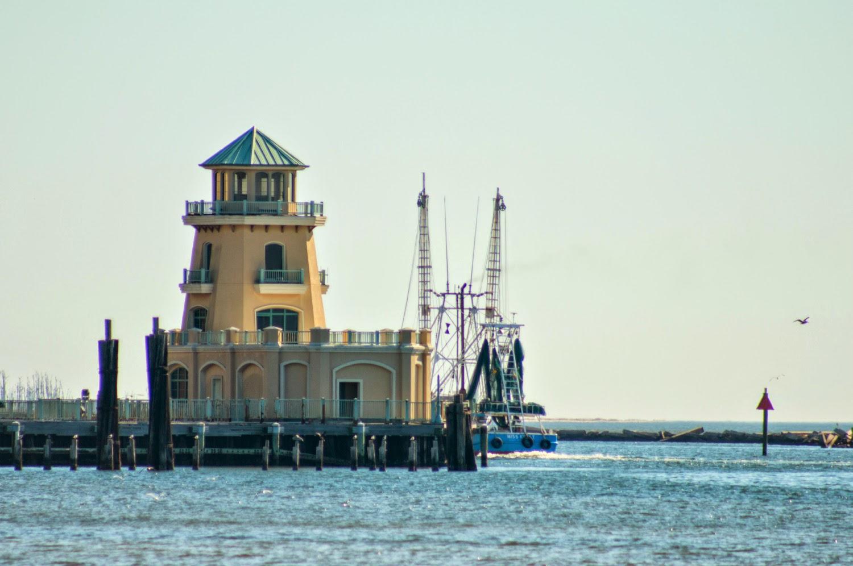 A Breath Of Nature Mississippi Gulf Coast Biloxi Lighthouse Pier