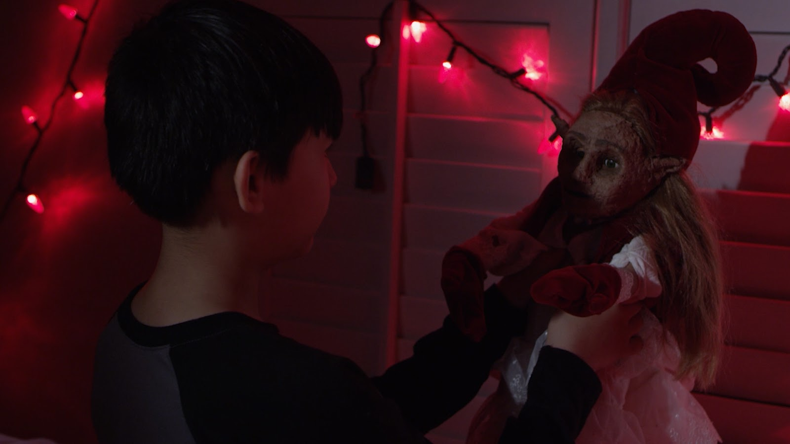 Images: First Stills For The Holiday Horror Film Elves