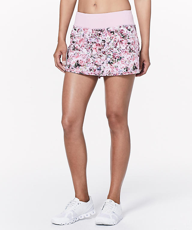 5d7264ccfc Blossom Spritz Play Off the Pleats Skirt. Blossom Spritz Pace Rival Skirt