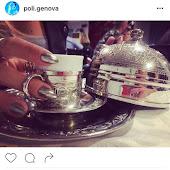 Şarkıcı Poli Genova Türk kahvesi içerse !