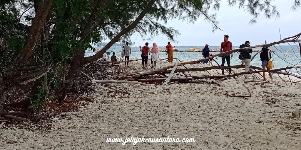 paket wisata murah open trip pulau harapan 2 hari 1 malam