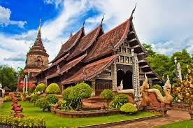 Chiang Mai is Recommended