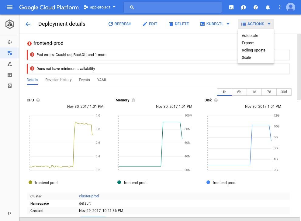 Google Kubernetes Engine Upgrades: Regional Clusters, New Dashboard