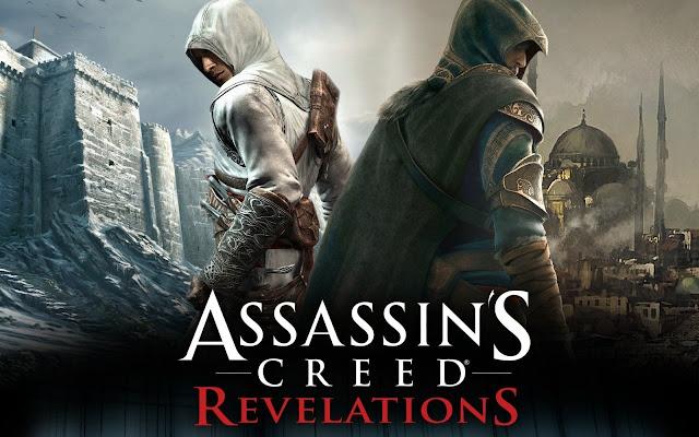 Assassins Creed Revelations + PC + Full İndir + Türkçe Yama + Full DLC